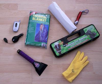 The Basics of a Winter Car Survival Kit