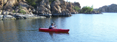 Paddle Your Kayak Header