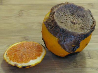 Orange Camp Cake