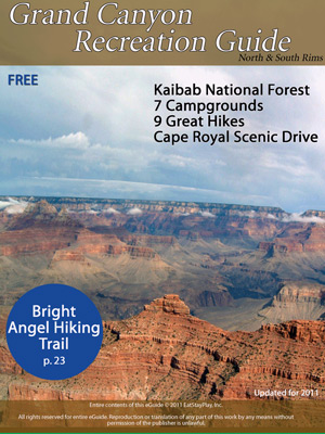 Grand Canyon Recreation Guide